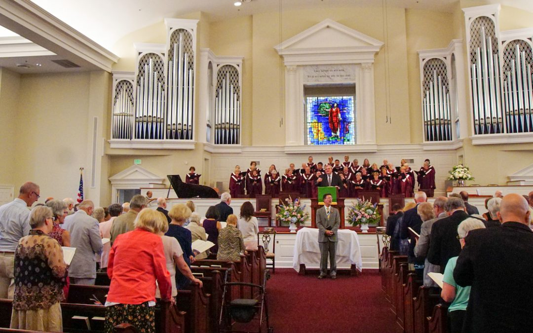 Joint Worship Service