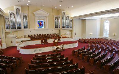 Senior Pastor Input Sessions & Survey