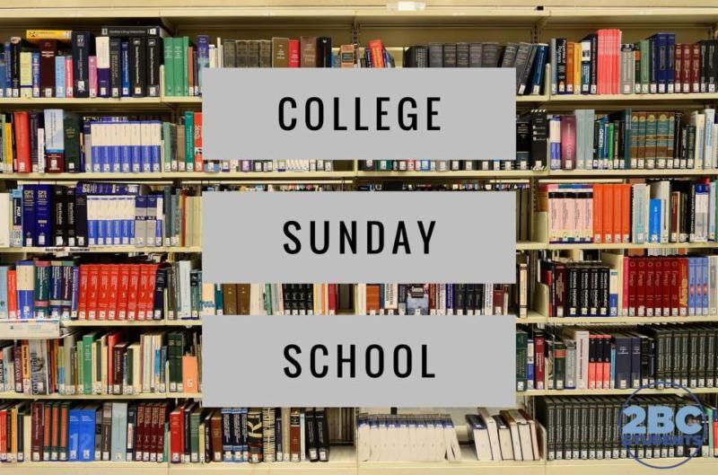 College Sunday School