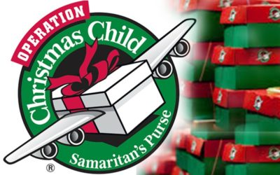 Operation Christmas Child Christmas In August