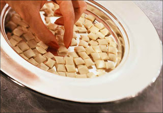 Help with Communion Preparation