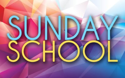 Parents of Youth Sunday School Class