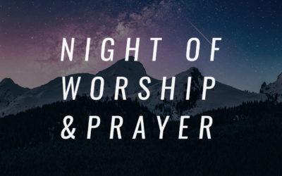 Worship & Prayer Night