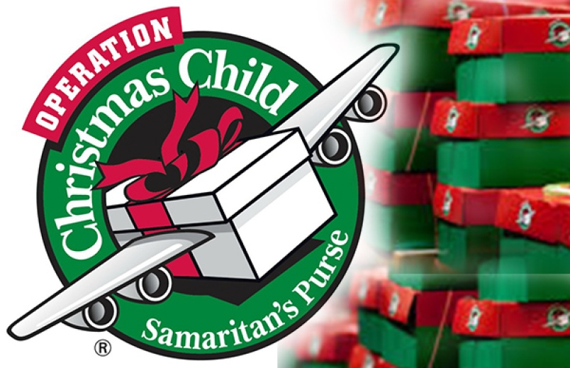 Christmas In August Clipart.Operation Christmas Child Christmas In August Second