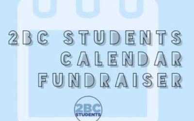 Student Calendar Fundraiser