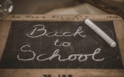 School Supplies for Richmond Baptist Centers