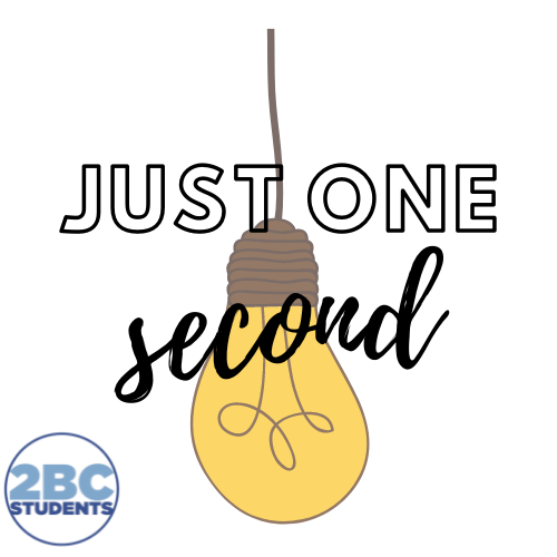 Just One Second